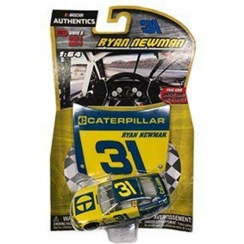 NASCAR 2017 Wave 8 Ryan Newman #31 Caterpillar Darlington Wrangler Throwback Colors 1/64 Scale