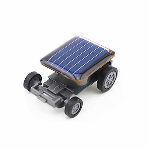 Ghazzi Solar Car – World's Smallest Powered Educational Toy for Kids Car