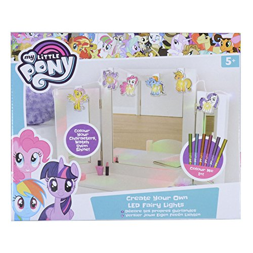 My Little Pony Decorate Your Own Fairy Lights