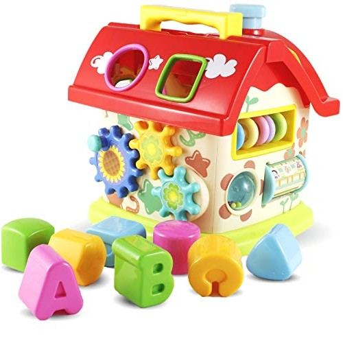 Smart House Cube Building Block Kit Cottage Touch-n-Learn
