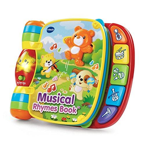 VTech – Musical Rhymes Book