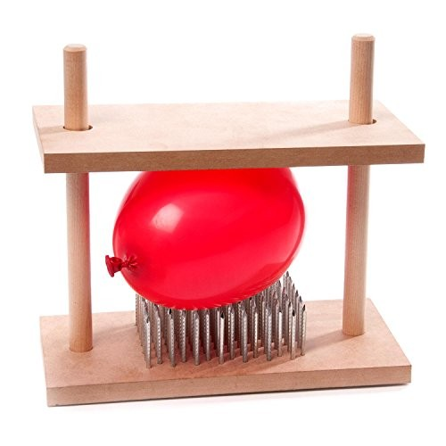 Steve Spangler's Bed of Nails Table Top Demo Science Experiment Kit for Kids