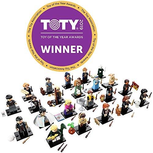 LEGO Minifigures Harry Potter Fantastic Beasts Building Kit 1 minifigure 8 Pieces