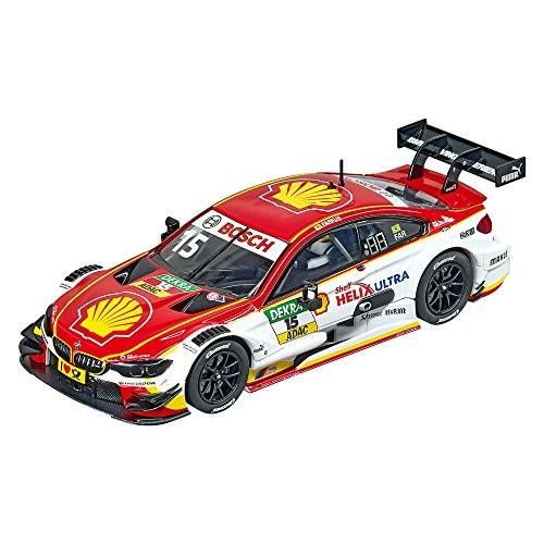 Carrera 30856 Digital 132 Slot Car Racing Vehicle – BMW M4 DTM A Farfus No15 1 32 Scale