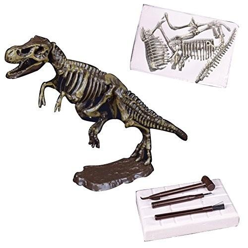Lui Simple Toy Excavations Dinosaur T-Rex Archaeological DIY