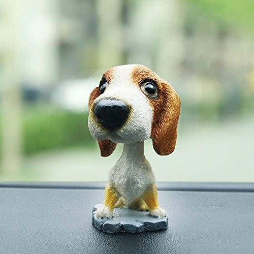 Car Dancing Toys Swinging Puppy Dog Bobble Dancer Toy Decor Gessppo