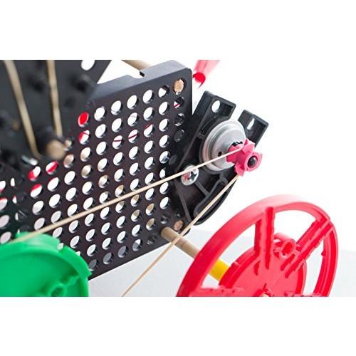 TeacherGeek Large 3-6V Project Motor Mount STEM STEAM Engineering Component
