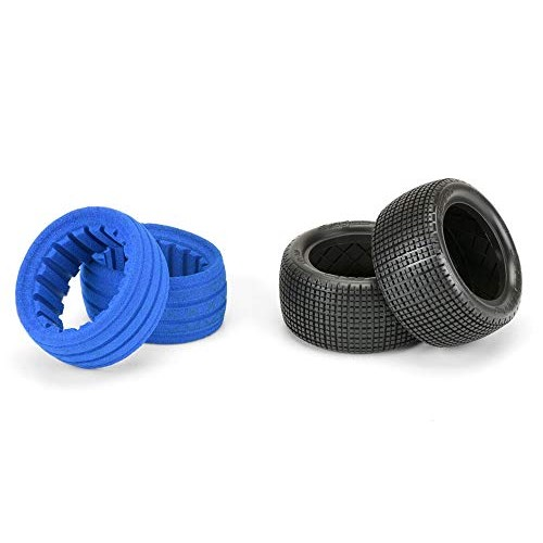 Proline 827002 Slide Job 2M3 Off-Road Buggy Rear Tires Soft with Closed Cell Foam 2Piece
