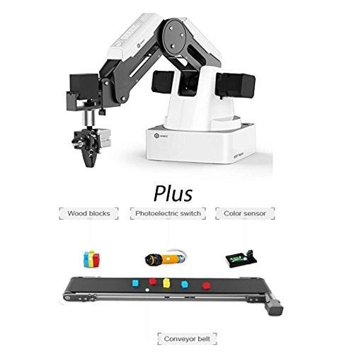 Dobot Educational Kit for STEM Robotic ARM Basic Plan Plus Conveyor Belt BasicMagician-Belt