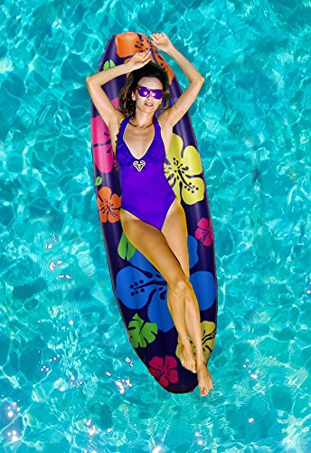 Funny Pool Floats for Adults – Enjoy The in Style with These Inflatables Surfboard Floatie