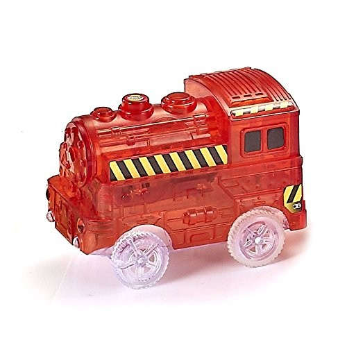 ONTOPON The Magic Train Car for Magic Bends Track Set Modular and Brilliant in