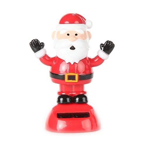 Home-x Solar Powered Dancing Santa