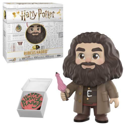 Funko 5 Star Harry Potter – Rubeus Hagrid Multicolor
