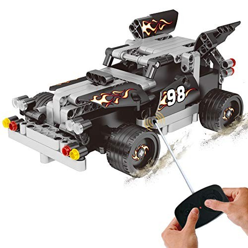 BIRANCO STEM Building Toys for 6 8 Year Old Boys and Girls – Remote Control Racer Learning Kit Kids Age 8-12 14 Top Ideas 2019
