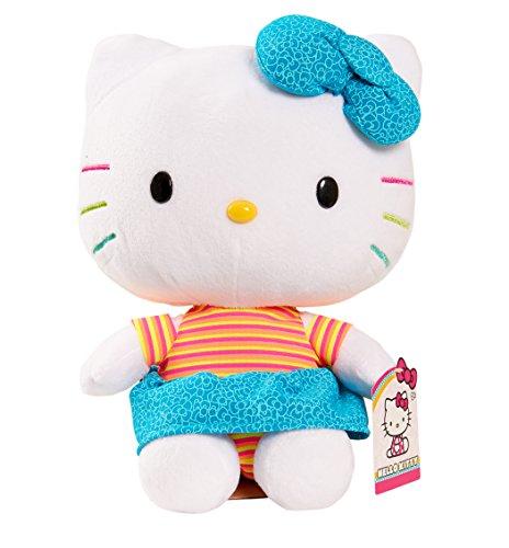 Hello Kitty 80' Medium 10 Plush