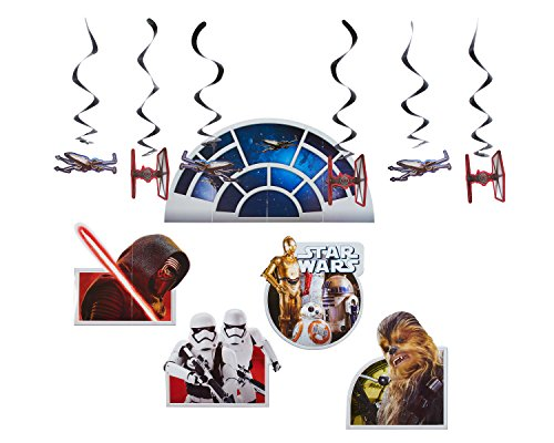 American Greetings Star Wars Episode 8 Party Supplies Room Transformation Kit 1-Count