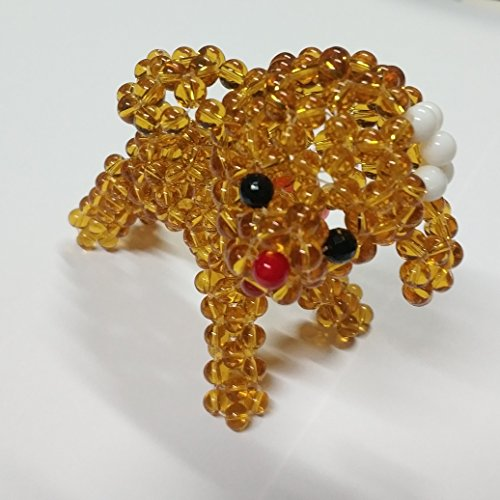 Handcraft Beads of dog Birthday gift Decorate house product