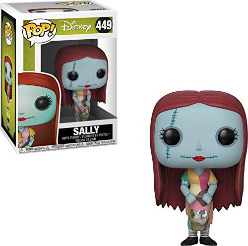 Funko Pop Disney Nightmare Before Christmas – Sally with Basket Collectible Figure Multicolor