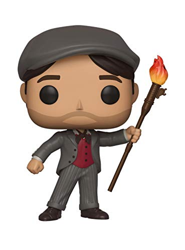 Funko Pop Disney Mary Poppins – Jack The Lamplighter Collectible Figure Multicolor