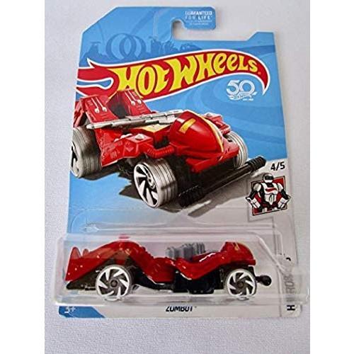Hot Wheels Mattel Basic Die-Cast Treasure Hunt Hw Robot – Zombot
