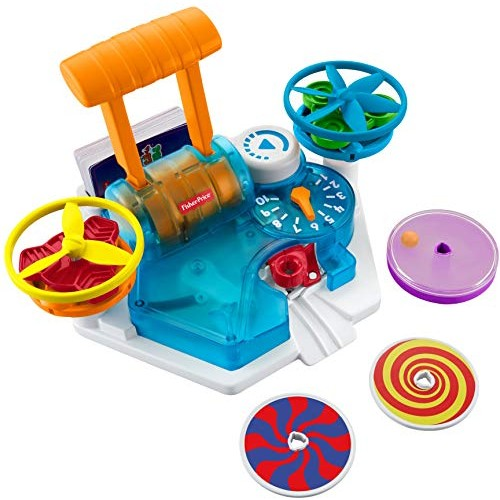 Fisher-Price Think & Learn Load Launch Science SpinnersMulticolor