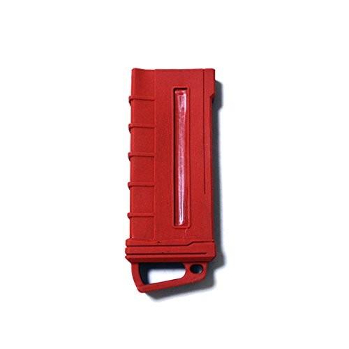Men-Gun 18 Darts Submachine Gun Bullet Silicone Ammo Nerf Cartridge Reload ClipMagazine Cartridge Holder