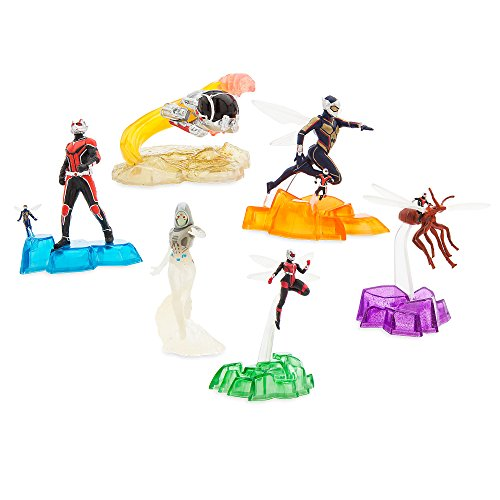 Marvel Ant-Man and The Wasp Figure Play Set