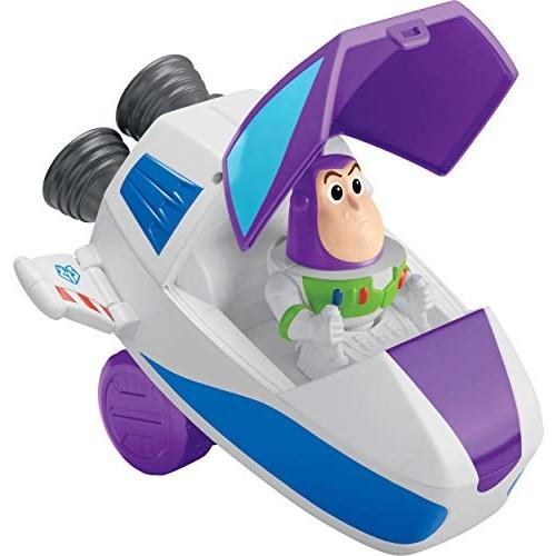 Fisher-Price Disney Pixar Toy Story 4 Buzz Vehicle