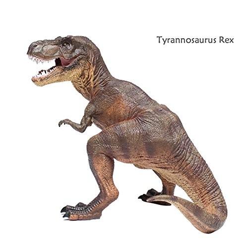 Mallforusa Various Dinosaur Figure Toys for Kids Tyrannosaurus Rex-3