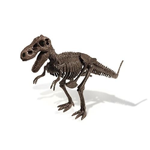 Uncle Milton Dr Steve Hunters-Dino Dig Excavation Kit – T Rex 13Piece Scientific Educational Toy