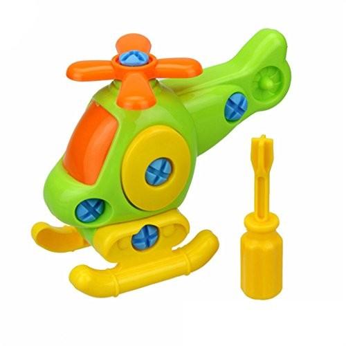 Bluelans Take Apart ToyDisassemble ToyTake Apart Toy carConstruction VehiclesDisassembly ToyBuilding ToysRacing Cars Toys for