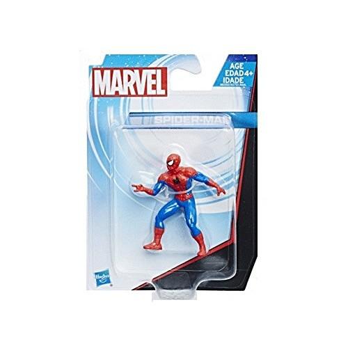 Marvel Spider-Man Basic 2 Action Figure Brown