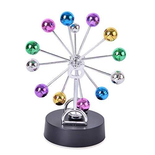 Shop LC Delivering Joy Art Kinetic Balance Multi Color Balls Desk Table Decor