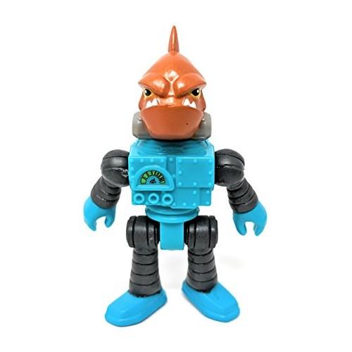 Imaginext Series 11 Fish Robot Man 25 Figure Sealed Blind Foil Bag