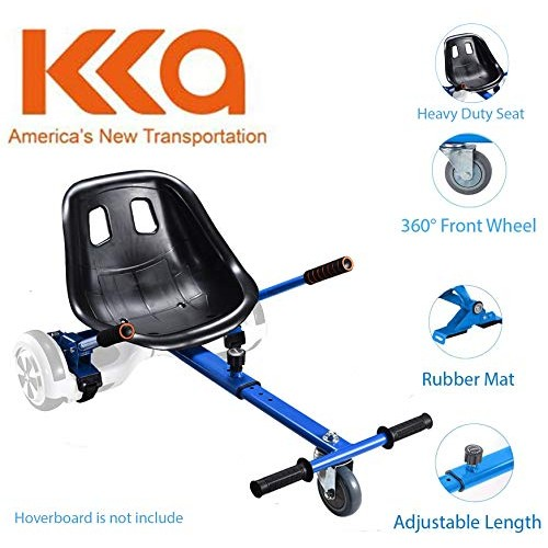 Adjustable Hoverboard Seat Attachment Go Cart Go kart Hoverboard Accessories Hoverboard Conversion Kit With