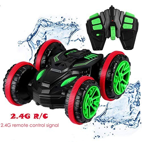Ezire Remote Control Car 24Ghz 4WD High Speed RC Vehicle Racing Car Toy Gift
