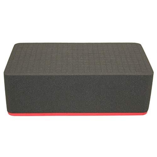 Foam Game Plus Pluck Tray Storage Case 4 Inch