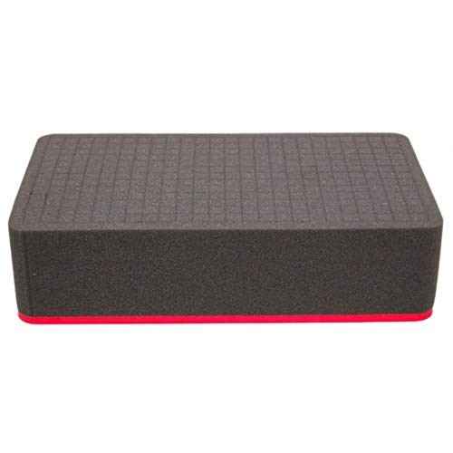 Foam Game Plus Pluck Tray Storage Case 3 Inch