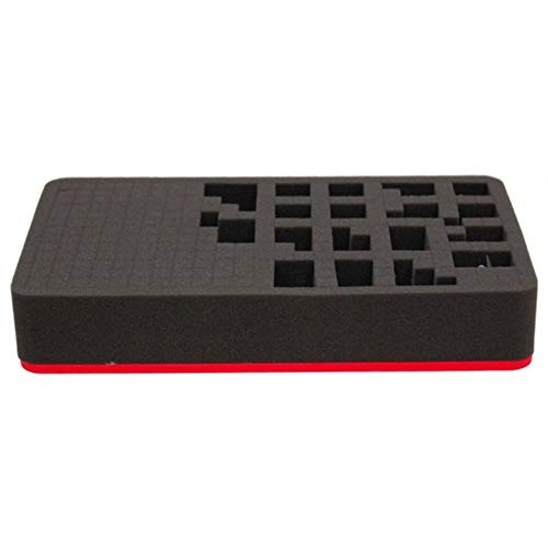 Foam Game Plus Pluck Tray Storage Case 2 Inch