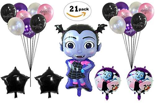 Vampirina Balloons Birthday Party Supplies 21 and 2 String Disney Supply Decorations Perfect Decoration