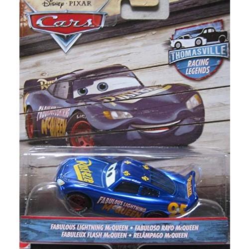 Disney Thomasville Racing Legends 1:55 Die Cast Car Lightning McQueen