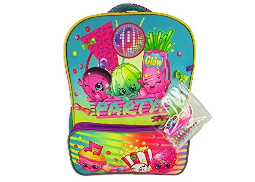 Shopkins Girls' 16 Decorate Your Own Kids' Backpack