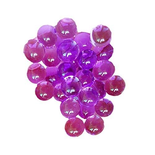 Cozylkx Kids Water Beads Crystal Soil Hydrogel Gel PolymerPurple
