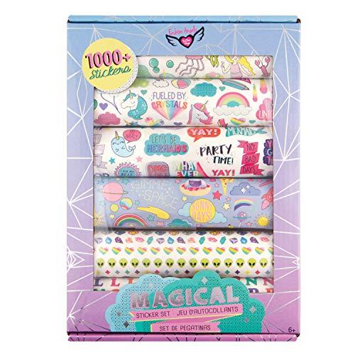 StyleLab Style Lab by Fashion Angels Magical Sticker Gift Set Multi