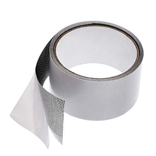 Repair Tape IKevan Fly Screen Door Insect Repellent Waterproof Mosquito Screens Cover Grey
