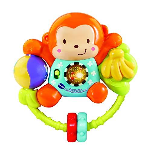 VTech Little Friendlies Swing & Shake Monkey Rattle