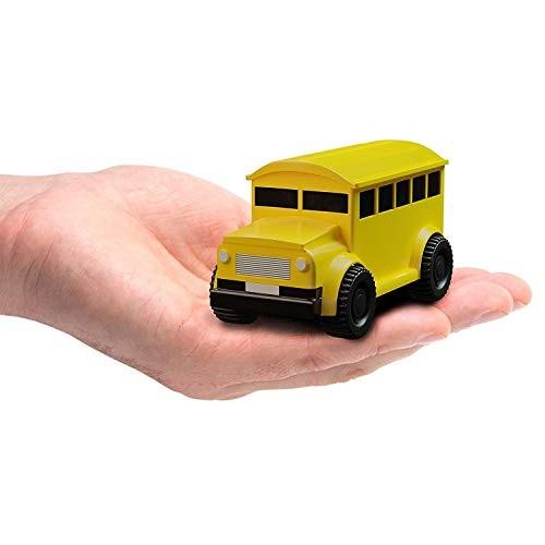 Bus Magic Vehicles Inductive Truck [Follows Black Line] Magic Toy Car for Kids &