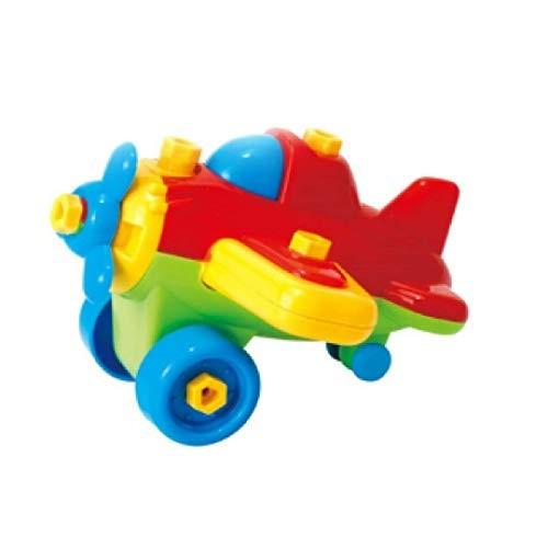 DreamGem Educational Take Apart Toy Race Car Educational Plane