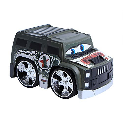 Ugood Mini Vehicle Children Kids Toy Decor Diecast Pull Back Car Model Xmas Gift