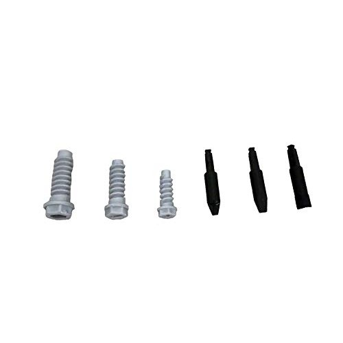 Fisher-Price Drillin Action Tool Set DVH16 – Replacement Bit Bolt Bag and Screws Includes 6